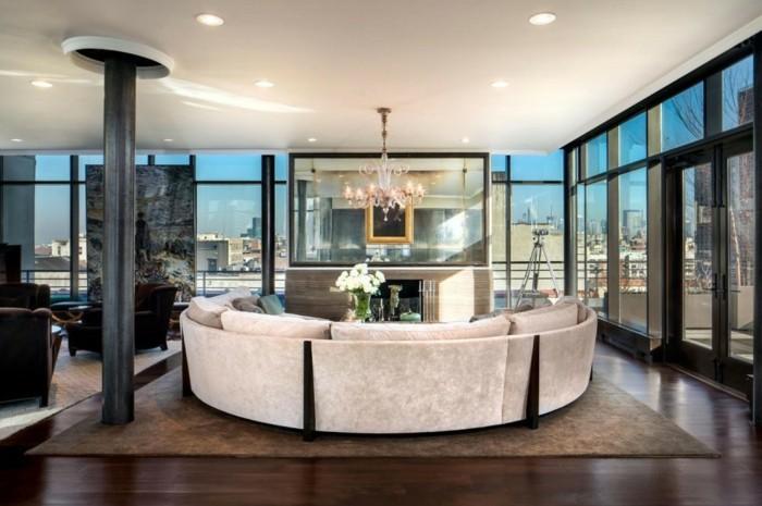 belle-maison-faux-plafond-chambre-à-coucher-salle-de-sejour