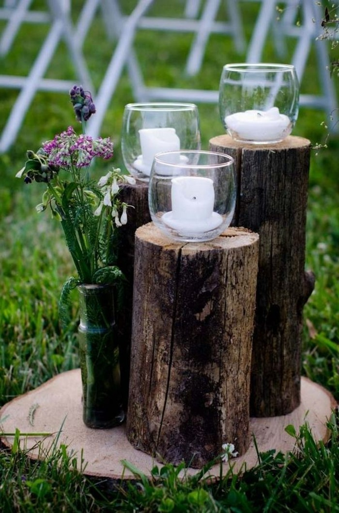 bien-organiser-un-jardin-decorer-son-jardin-les-bougies