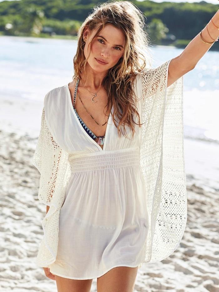 bohème-tenue-robes-longues-été-belle-tenue-au-bord-de-la-mer