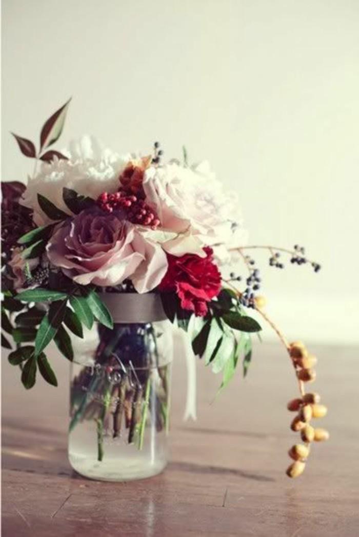 bouquet-table-mariage-centre-de-table-orchidée-voir-idée-magnifique