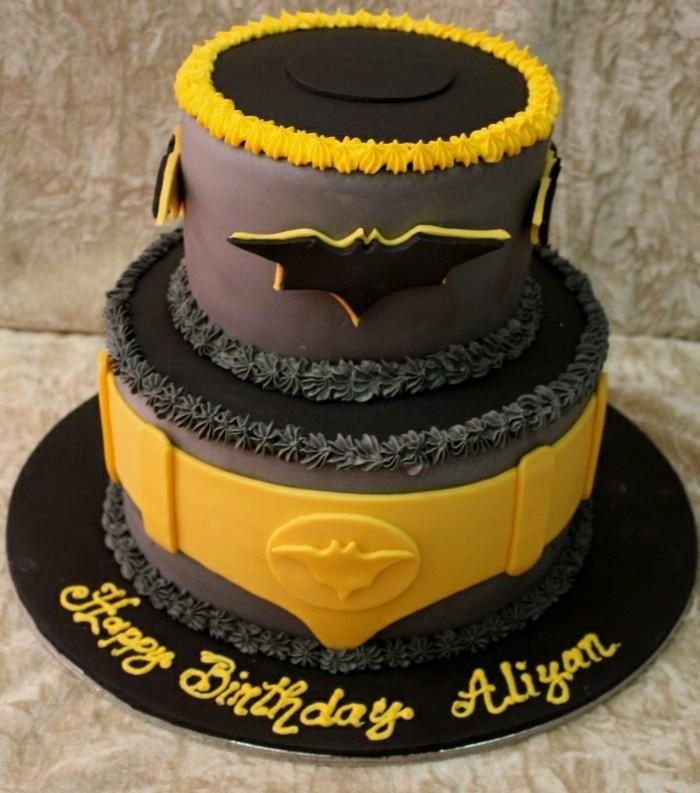 Batman Minion Sheet Cake