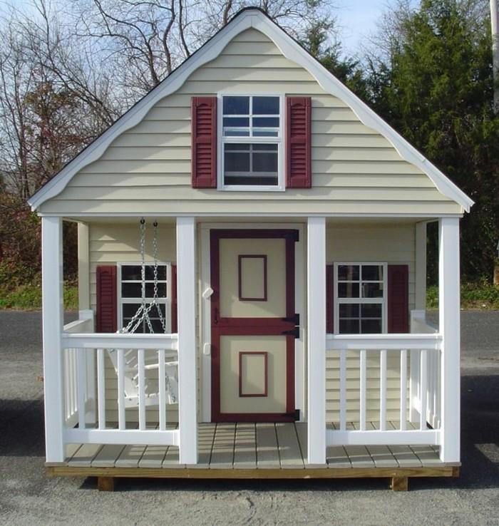 la maisonnette en bois qui aide vos enfants jouer plus. Black Bedroom Furniture Sets. Home Design Ideas