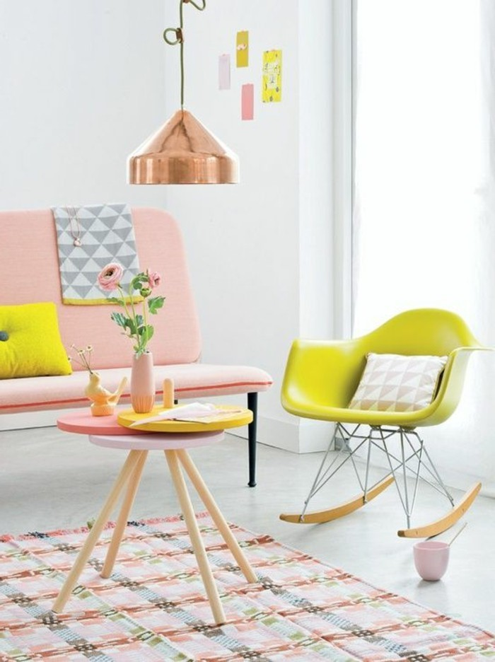 Decoration Pastel Table