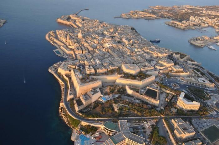 capitale-de-malte-photographie-professionnelle-plan