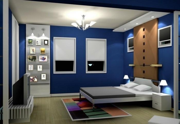 chambre adulte originale 80 suggestions. Black Bedroom Furniture Sets. Home Design Ideas