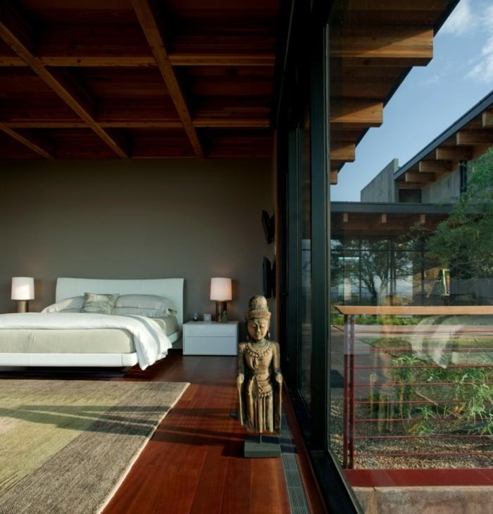 chambre-moderne-zen-idée-couleur-chambre-adulte-à-coucher