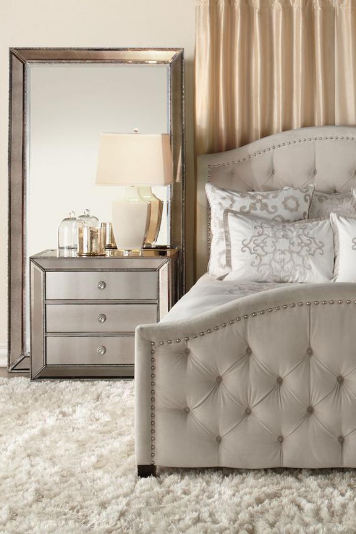 chambre-parentale-décoration-baroque-chambre-à-coucher