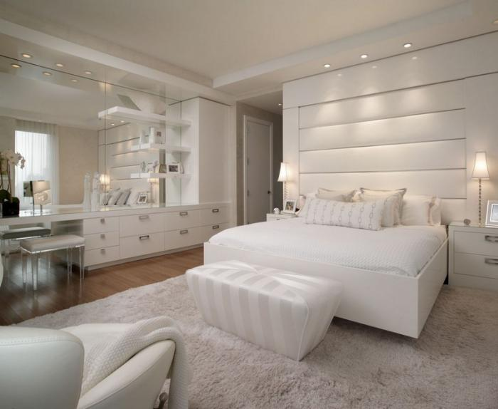 Suite parentale design blanche