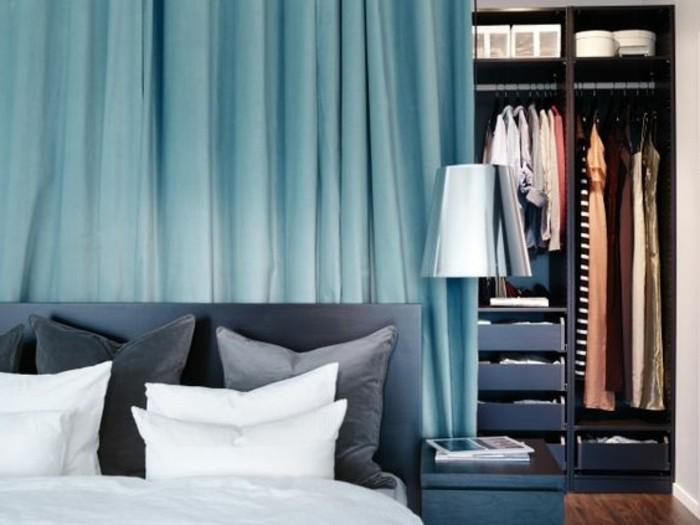 La séparation de pièce amovible, optez pour un rideau!