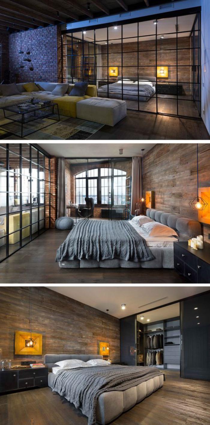 chambre-parentale-plan-chambre-adulte-loft-industrielle