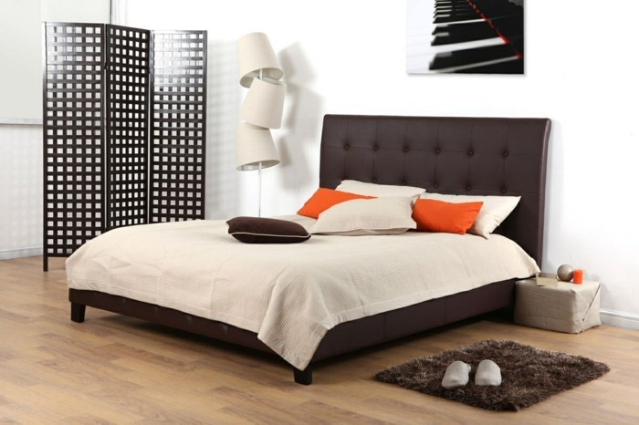 idee chambre-zen-aux-tons-marrons-aux-accents-oranges-resized