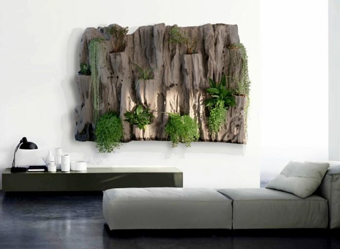 idee-chambre-zen-en-blanc-avec-une-installation-Feng-shui-au-mur-resized