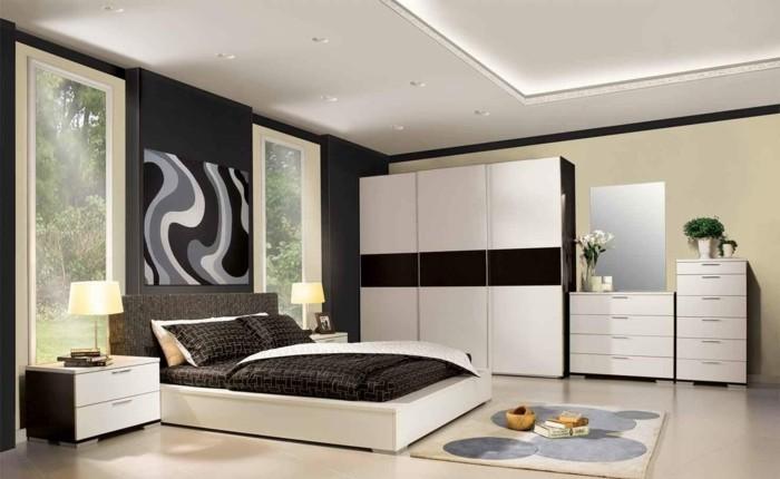 idee-chambre-zen-spacieuse-en-blanc-et-noir-resized