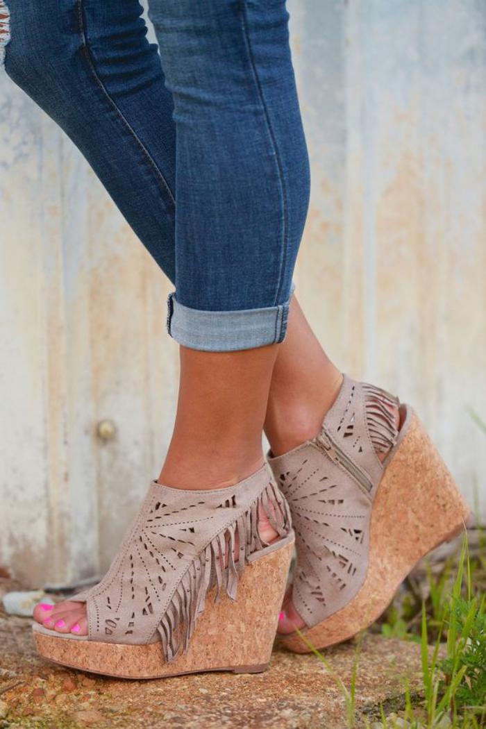chaussures-à-franges-jolies-chaussures-à-plateforme
