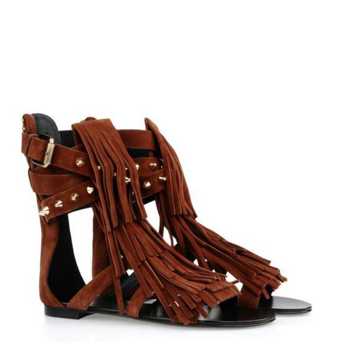Chaussures Boho femme