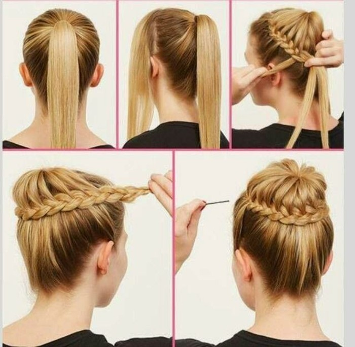 Hervorragend Quelle coiffure facile cheveux long vous va et comment la réaliser  FE32