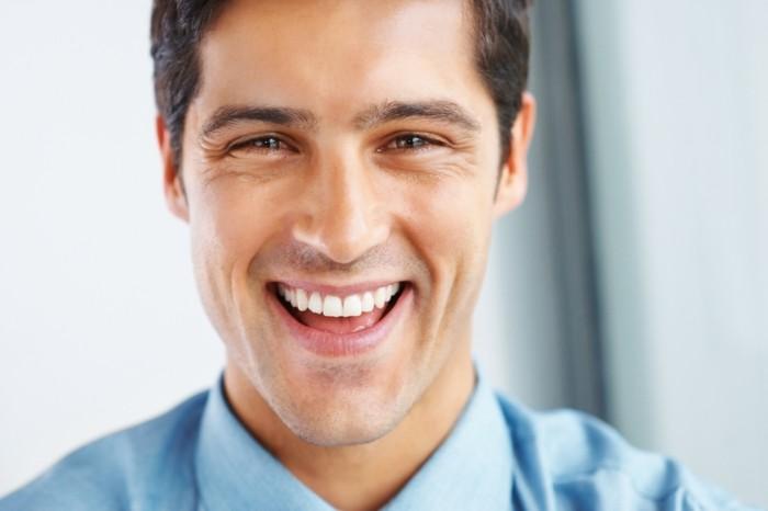 Homme Souriant quelle est la meilleure citation sur le sourire ? :) - archzine.fr