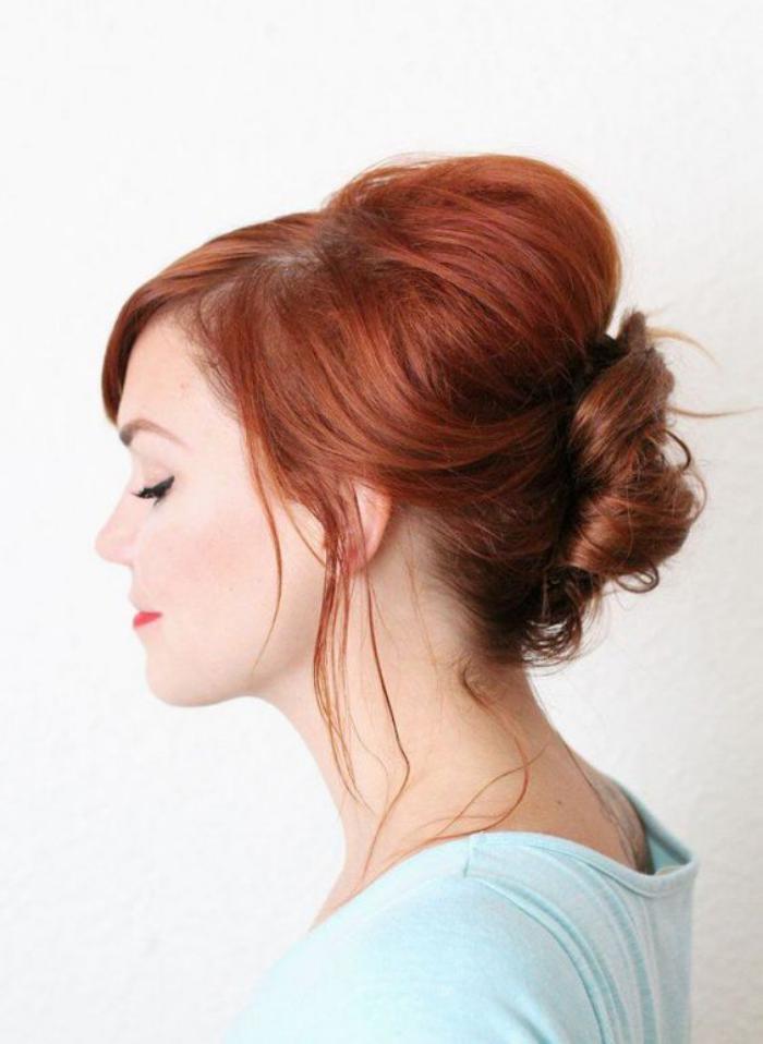 coiffure-originale-chignon-pour-cheveux-mi-long
