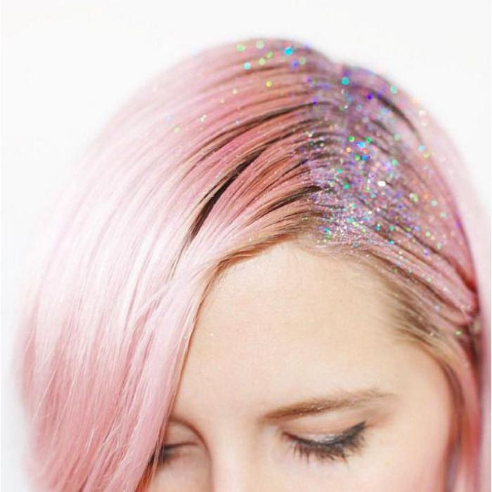 coiffure-originale-effet-lumineux-pour-les-cheveux