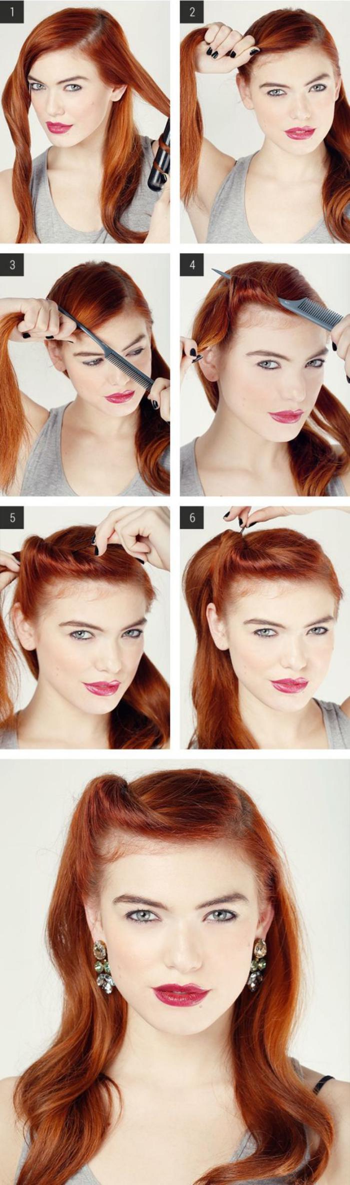 coiffure,pin,up,savoir,faire,coiffure,vintage