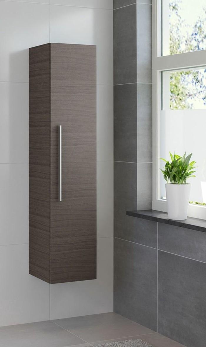 colonne-salle-de-bain-en-bois-marron-foncé-carrelage-sur-le-sol-et-sur-les-murs