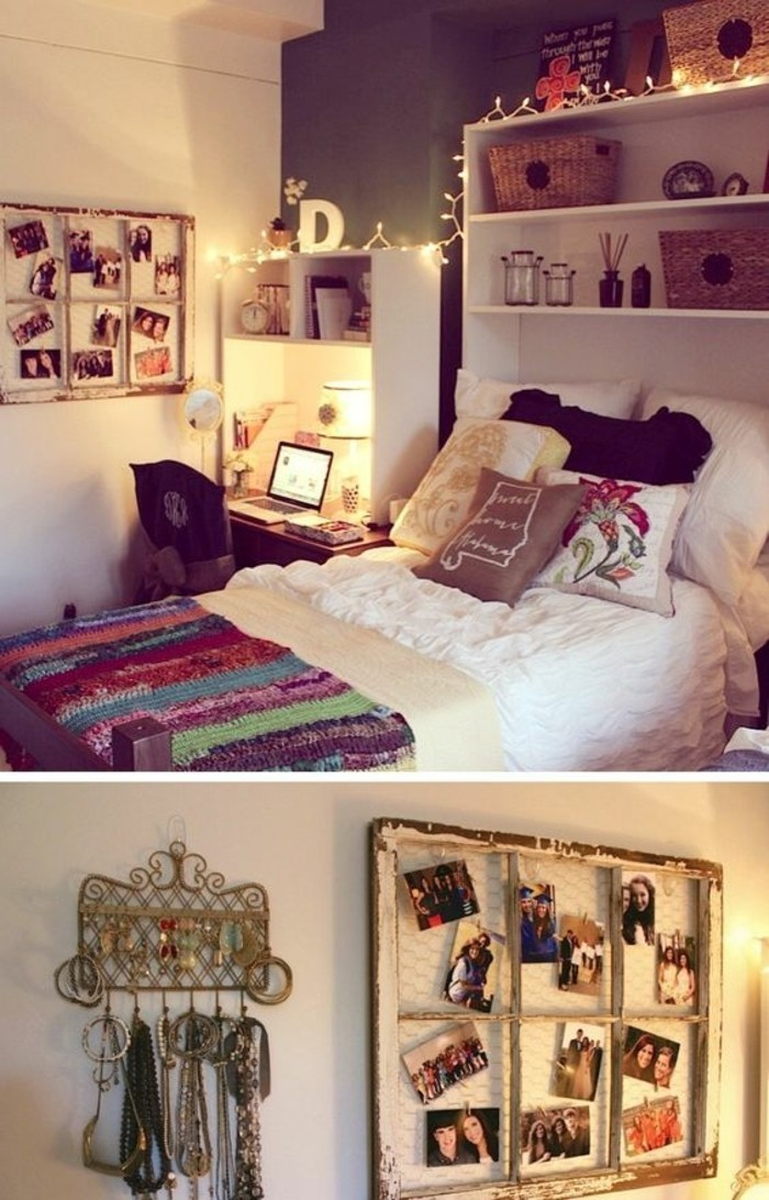 la plus belle chambre de fille maison design. Black Bedroom Furniture Sets. Home Design Ideas