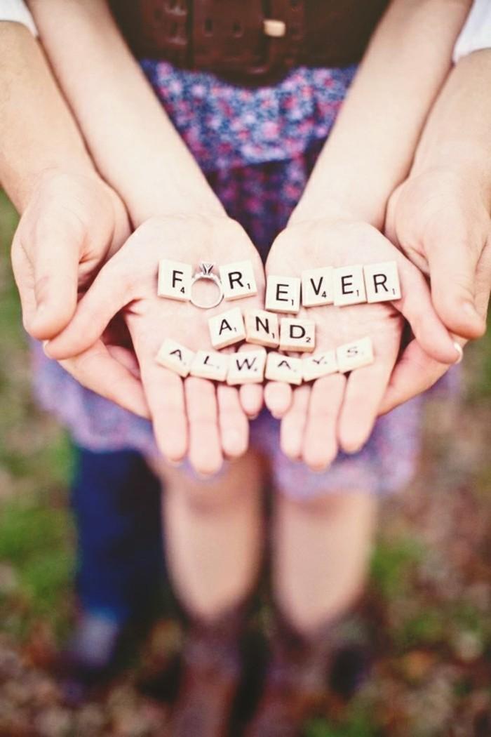 cool-idée-comment-annoncer-votre-mariage-romantique
