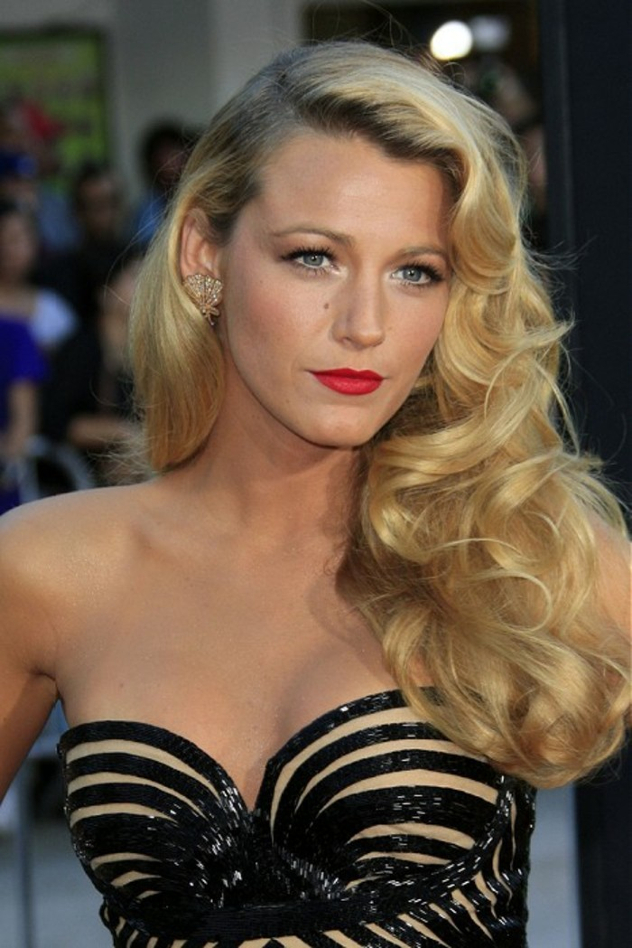 coupe-de-blake-lively-superbe-coifure-tresse-simple-modele-coiffure