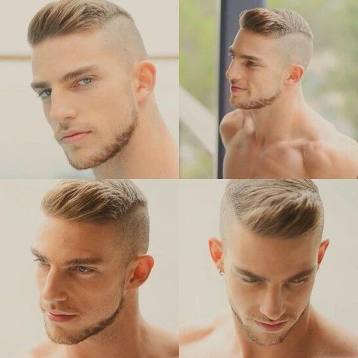 coupe-de-cheveux-homme-court-sur-les-cotés-cheveux-blonds-tendances-homme