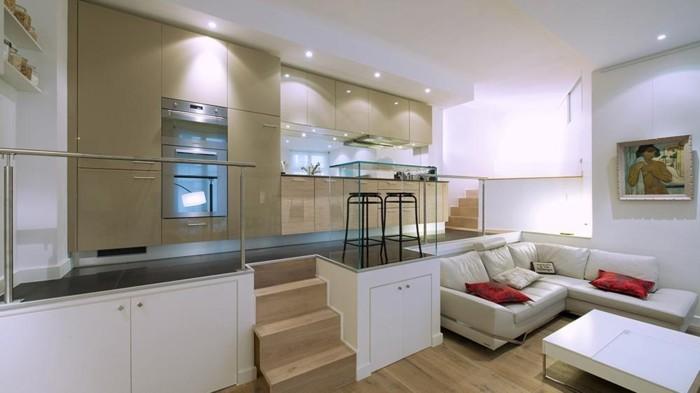 Comment meubler votre cuisine semi ouverte for Cuisine equipee americaine