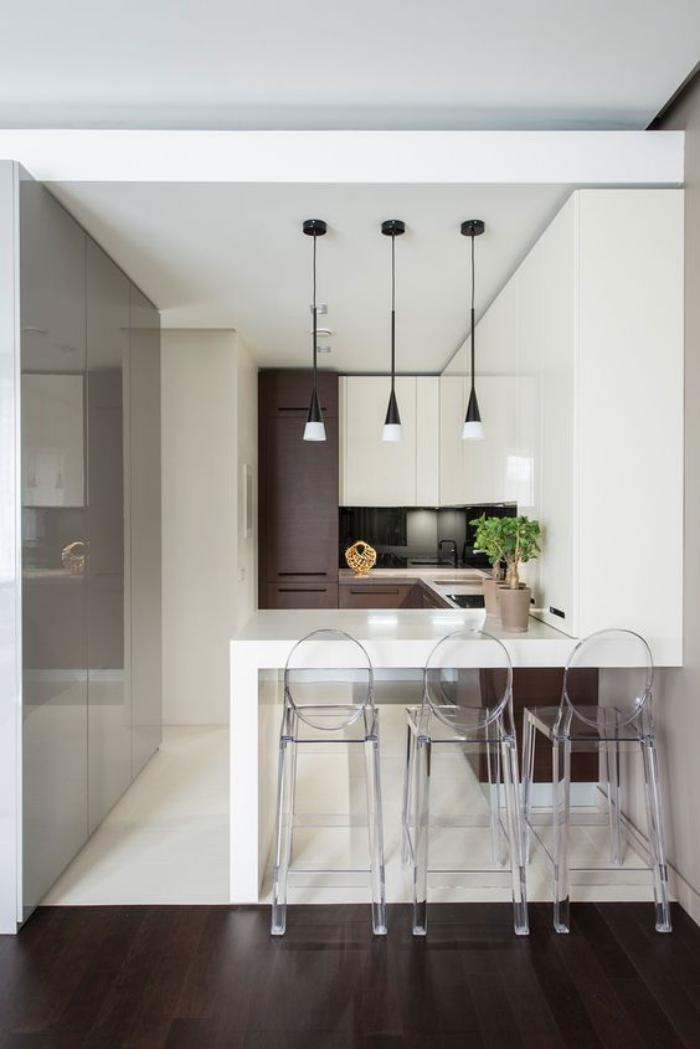 cuisine-avec-bar-mini-bar-de-cuisine-blanc