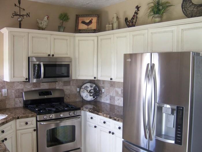 cuisine blanche et inox id233es et astuces en 90 photos