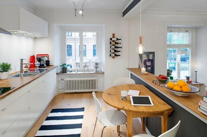 Petit Cuisine Americaine Semi Ouverte ~ Idées de Design Maison et ...