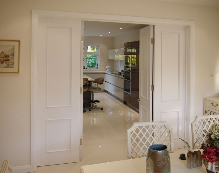 Cuisine semi ouverte sur salon maison design for Cuisine 5m2 ouverte sur salon