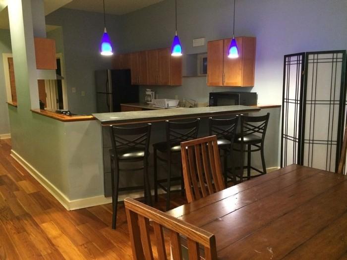 comment meubler votre cuisine semi ouverte