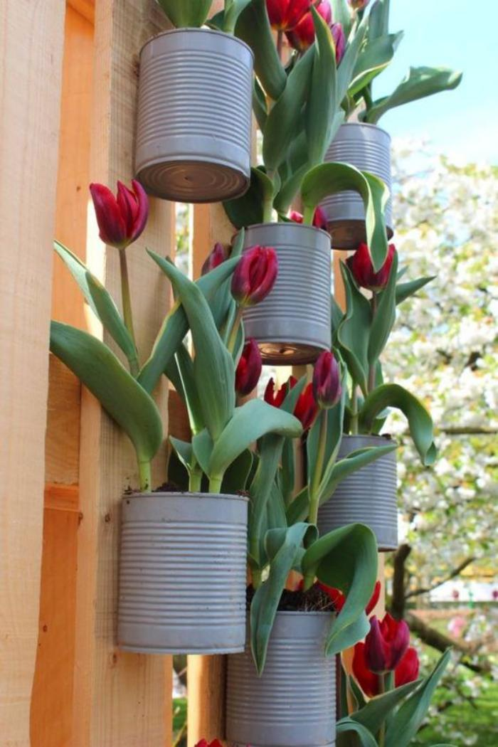 La d co jardin r cup en 41 photos inspirantes for Decoration de jardin