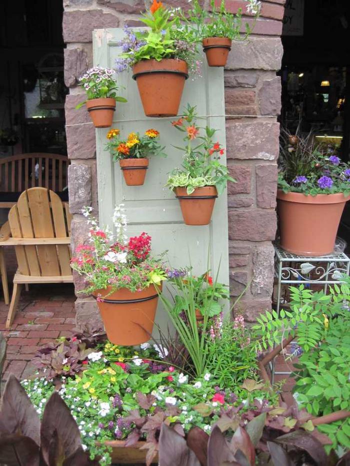 déco-jardin-récup-idée-déco-jardin-support-de-fleurs