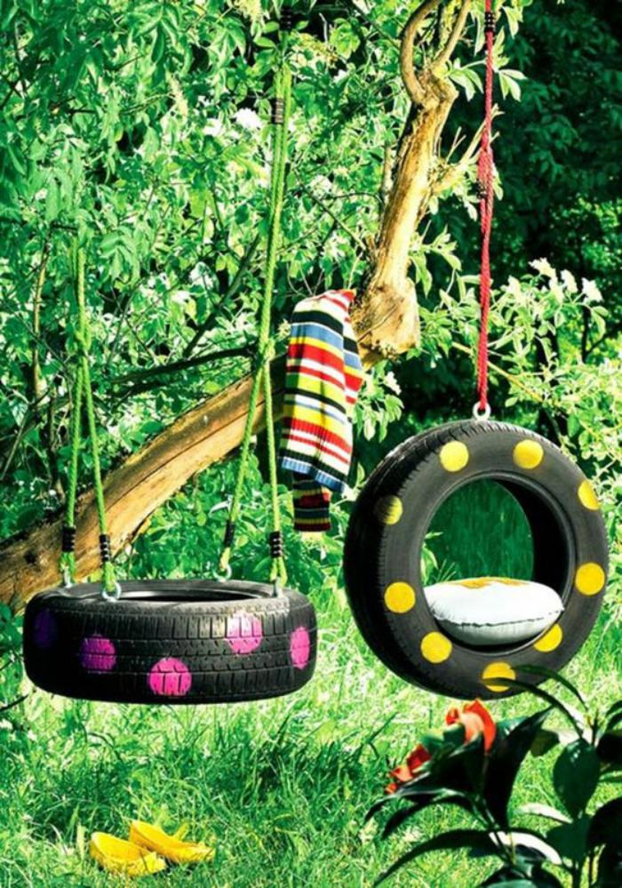 déco-jardin-récup-idée-déco-recyclge-de-pneu