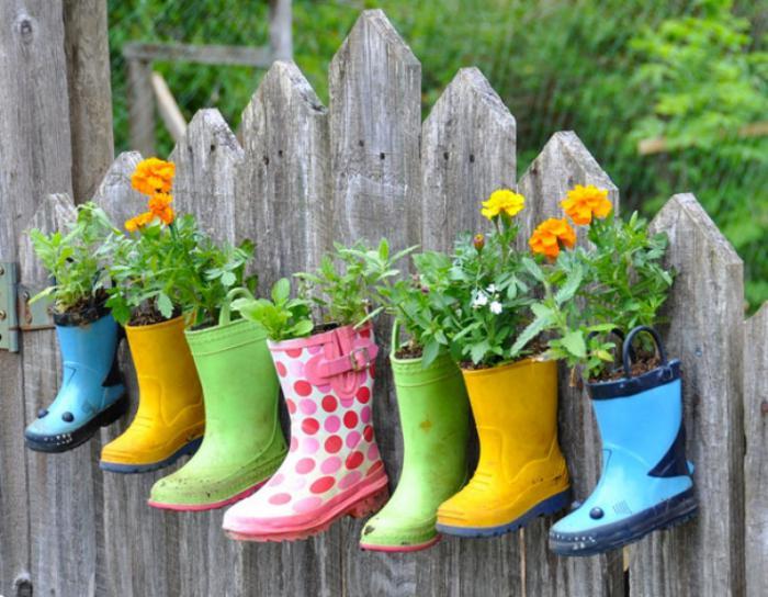 déco-jardin-récup-idée-deco-jardin-avec-recup