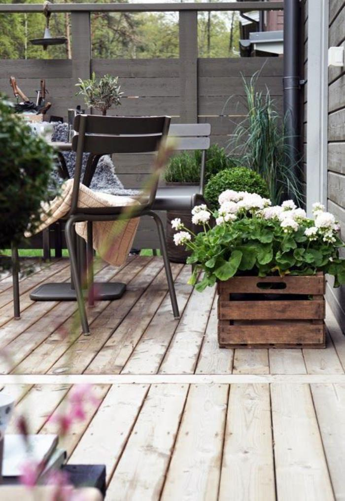La d co jardin r cup en 41 photos inspirantes for Idee jardin et terrasse