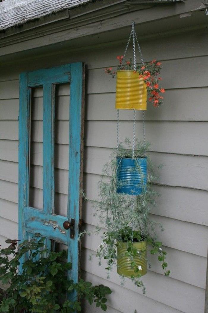 déco-jardin-récup-recyclage-d'objets-original