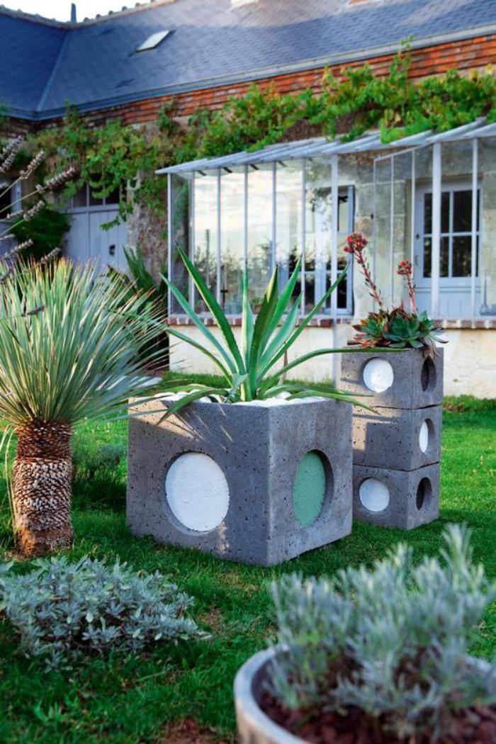 la d co jardin r cup en 41 photos inspirantes. Black Bedroom Furniture Sets. Home Design Ideas
