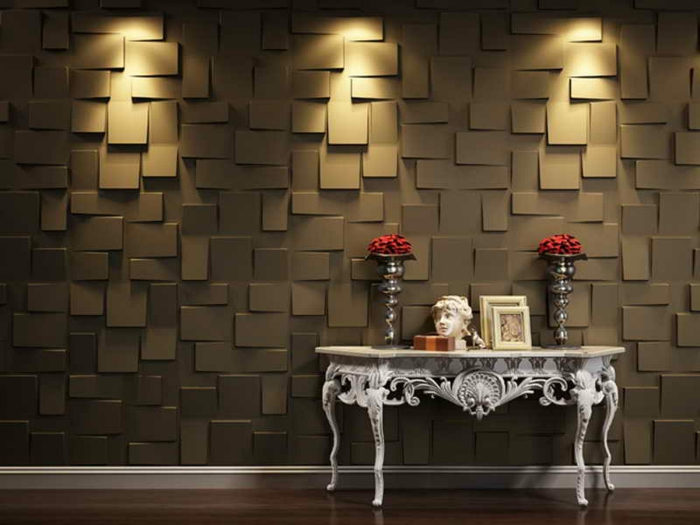 panneau bois interieur decoratif good panneau dcoratif wood tobacco optique bois naturel avec. Black Bedroom Furniture Sets. Home Design Ideas