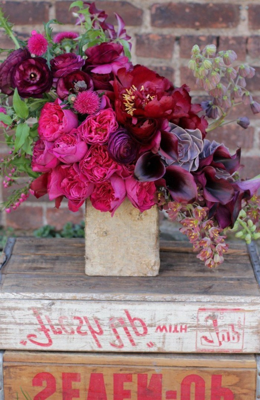 décoration-centre-de-table-florale-déco-vase