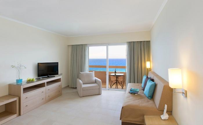 Deco tendance chambre bord de mer design de maison for Deco bord de mer chic