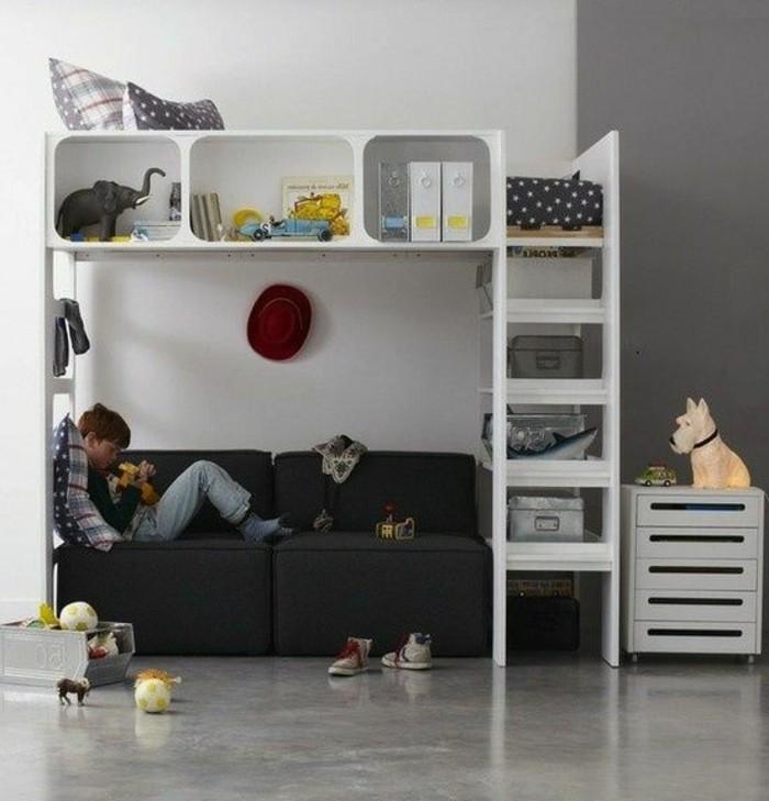 deco-chambre-ado-garcon-idee-chambre-ado-garcon-en-gris-sol-en-beton-ciré