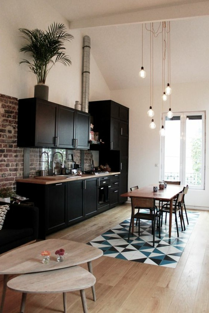 56 idees comment decorer son appartement for Idee deco cuisine avec design scandinave pas cher