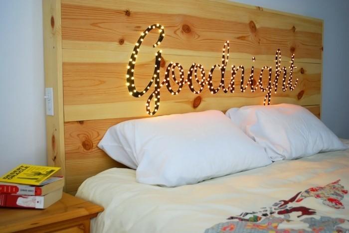 Les meilleures idées pour créer votre dosseret de lit illuminé ...