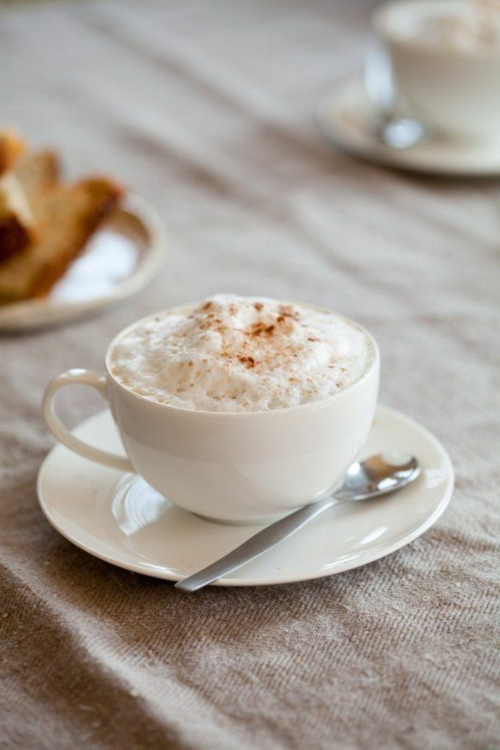 Recette Caf Ef Bf Bd Cappuccino