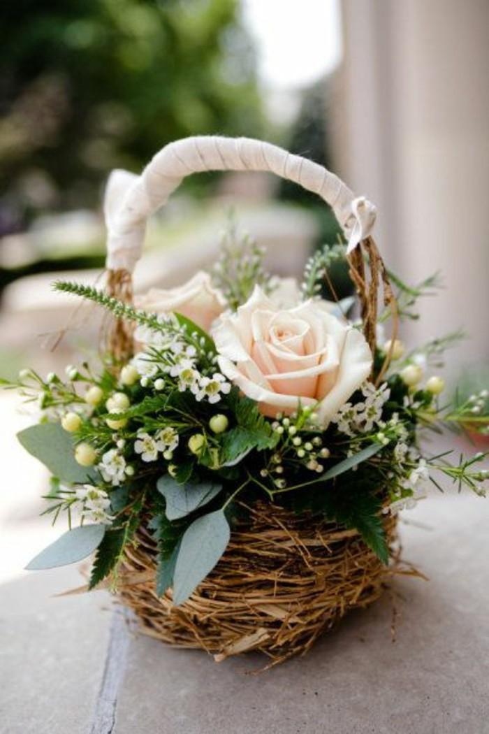 50 images magnifiques pour la meilleure composition de fleurs - Idee composition florale ...